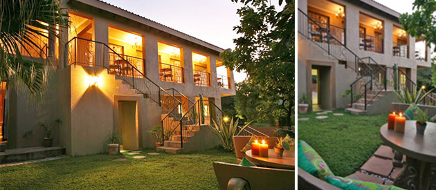 Blue Grass Nest Guesthouse - Nelspruit accommodation - Mpumalanga