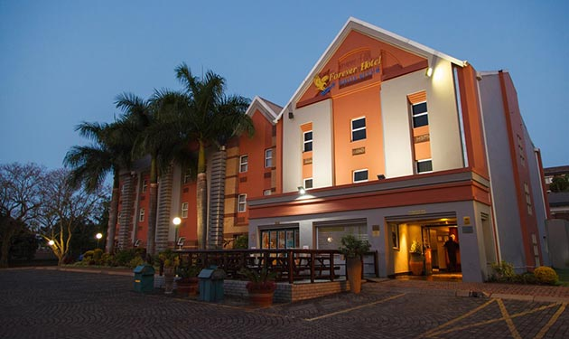 Forever Hotel - White River accommodation - Mpumalanga