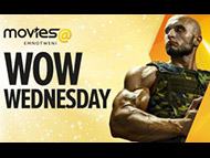 WOW Wednesdays movies at Emnotweni